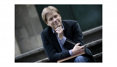 Alexander Mayer, successeur de Jean-Marc Grob à la tête du Sinfonietta .